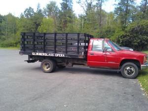 Glimmerglass truck
