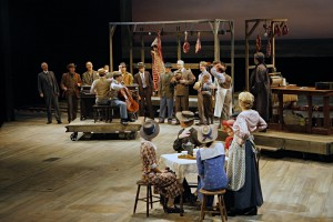 """The Master Butchers Singing Club"" at the Guthrie"
